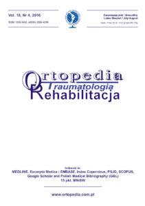 Ortopedia Traumatologia Rehabilitacja